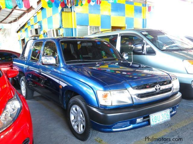 Used Toyota Hilux  for sale in Marikina City