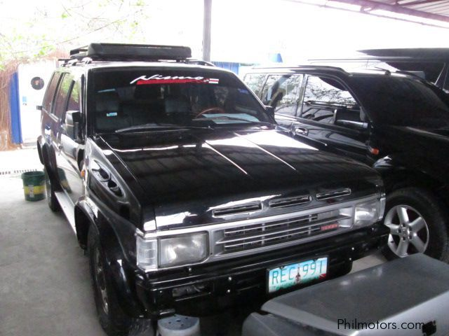 Used Nissan Terrano for sale in Pasay City