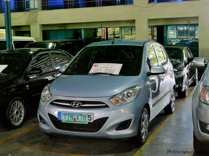 Used Hyundai i10 for sale in Marikina City
