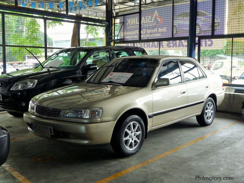 Used Toyota Corolla GLi for sale in Marikina City