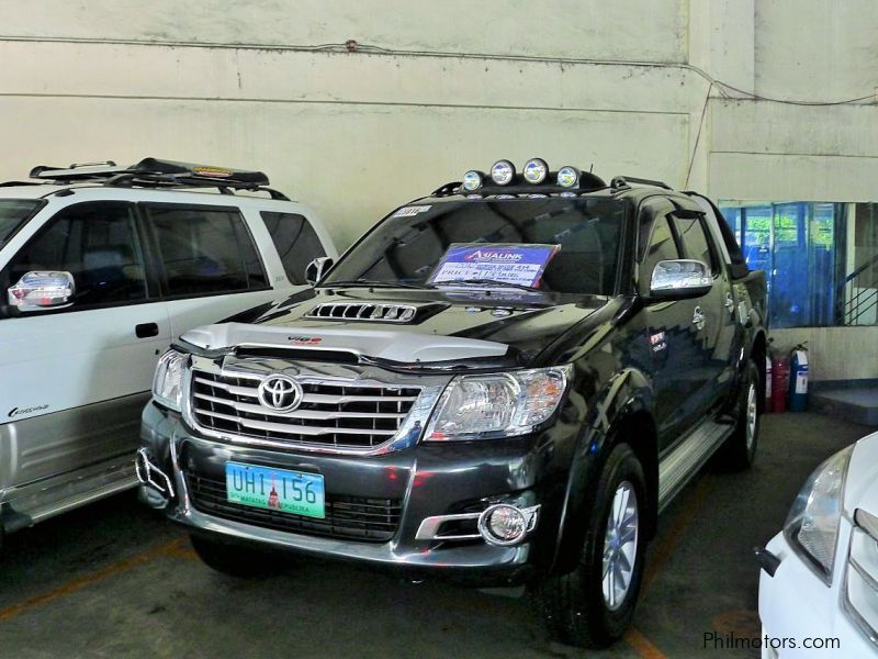 Used Toyota Hilux G M/T 4x4 for sale in Marikina City