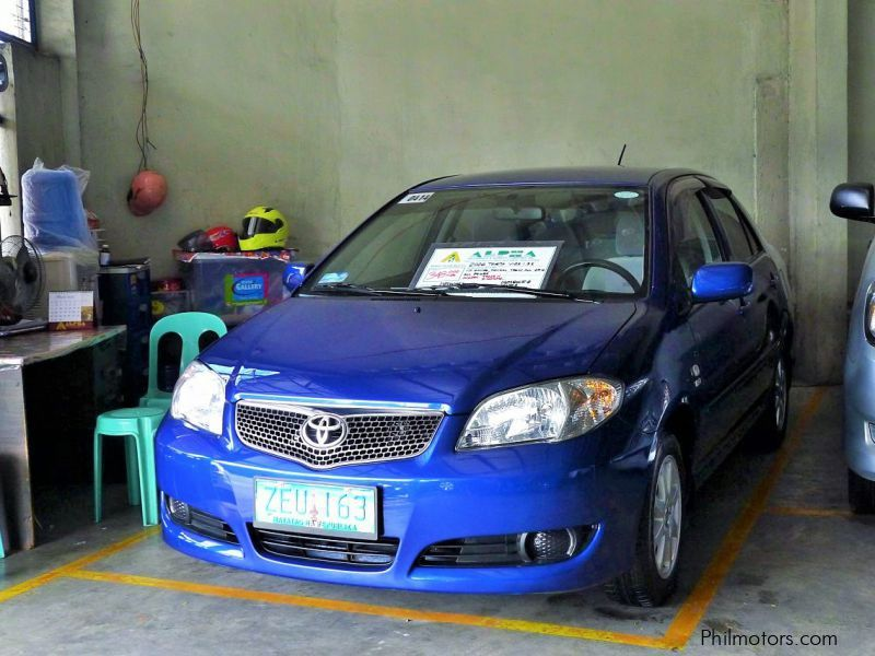 Used Toyota Vios E M/T for sale in Marikina City