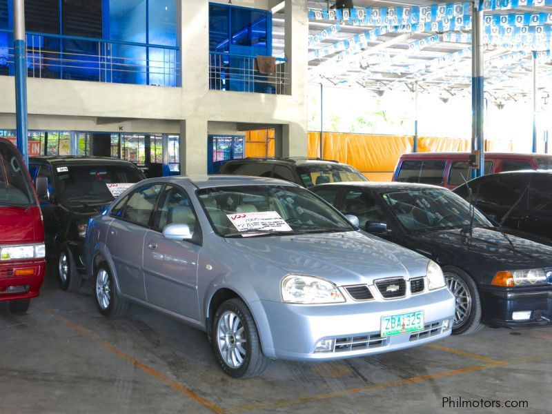 Used Chevrolet Optra LS for sale in Marikina City