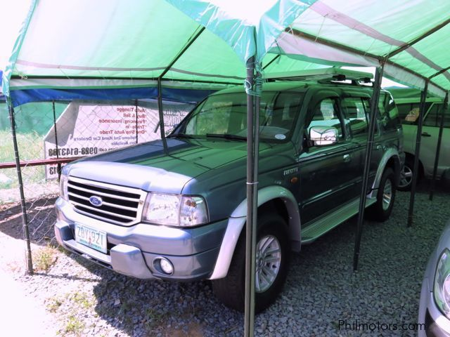Used Ford Everest for sale in Marikina City