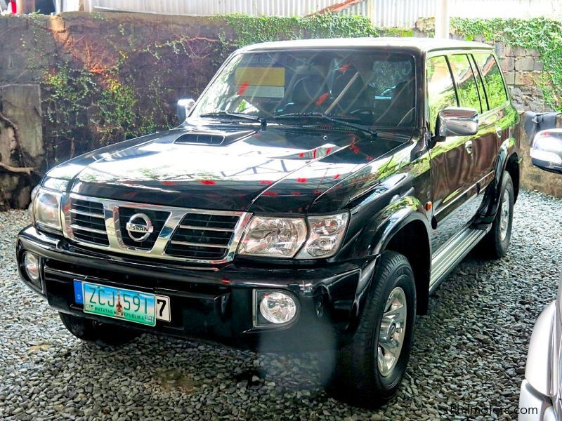 Used Nissan Patrol for sale in Pasay City