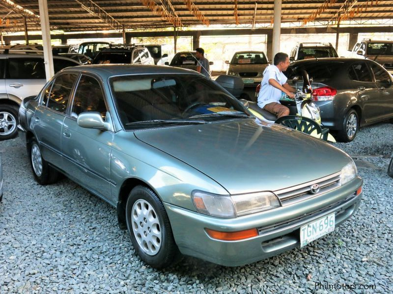 Used Toyota Corolla GLi for sale in Pasay City
