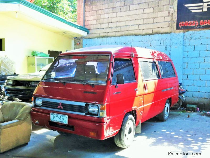 Used Mitsubishi L300 Versa Van for sale in Quezon City