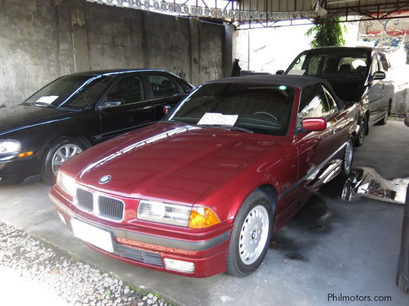 Used BMW 325i for sale in Quezon City