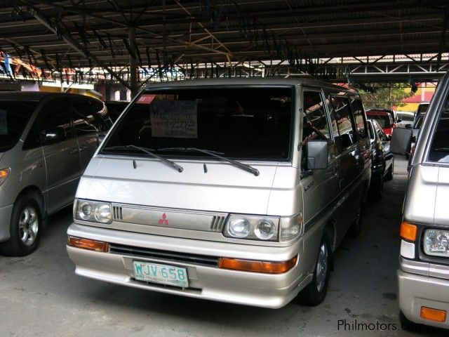 Used Mitsubishi L300 Exceed for sale in Pasay City
