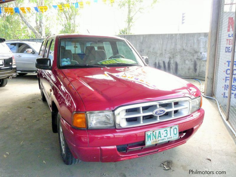 Used Ford Ranger XLT for sale in Quezon City