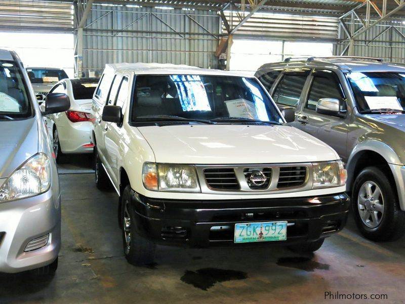 Used Nissan Frontier for sale in Pasig City