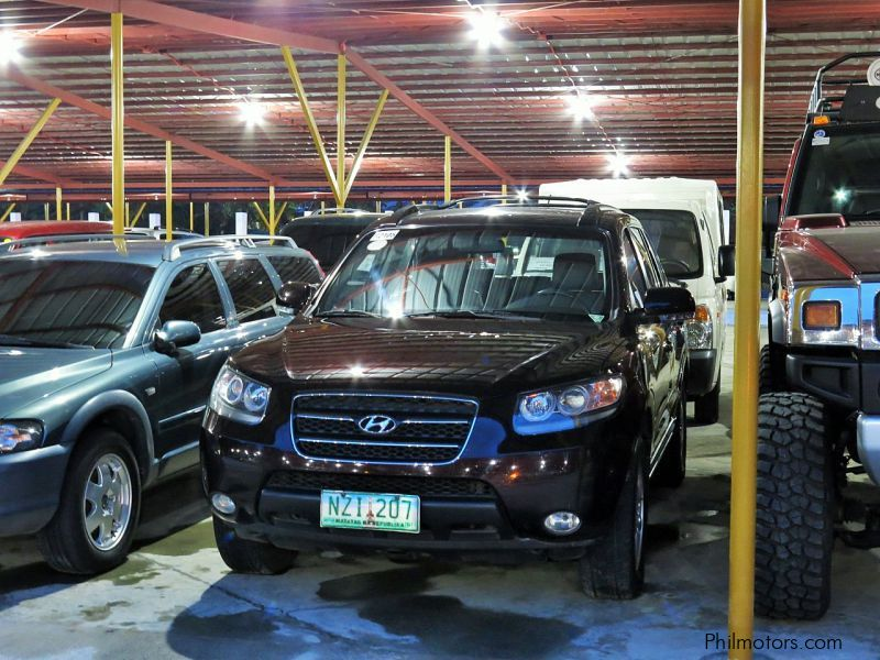 Used Hyundai Santa Fe for sale in Pasig City