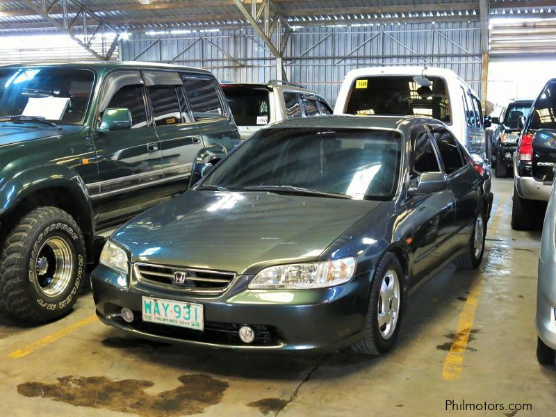 Used Honda Accord for sale in Pasig City