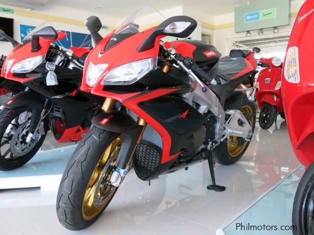 Pre-owned Aprilia RSV4 for sale in Muntinlupa City