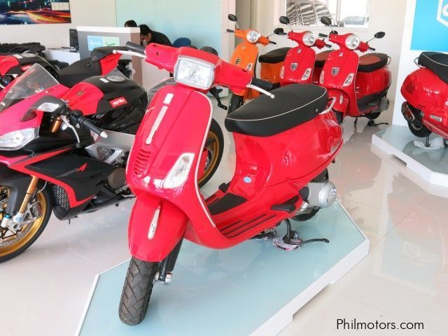 New Vespa GTS 300 for sale in Muntinlupa City