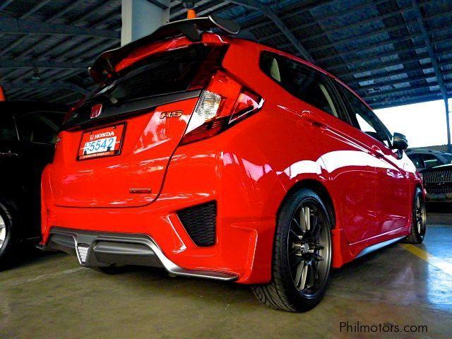 2015 Honda Jazz Gas car Photos - automatic Transmissions