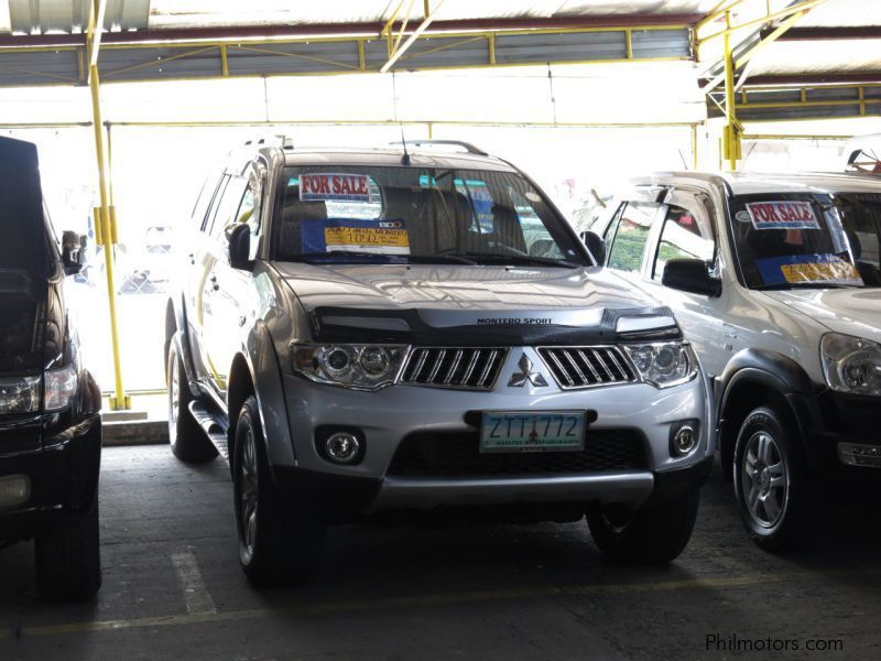 Used Mitsubishi Montero Sport for sale in Quezon City