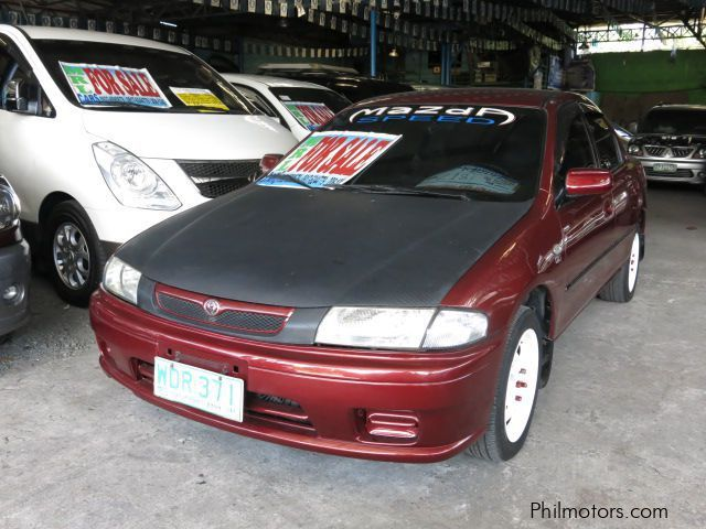 Used Mazda 323 for sale in Quezon City