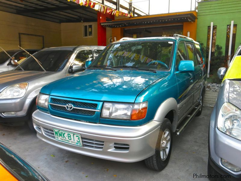 Used Toyota Revo for sale in Pampanga
