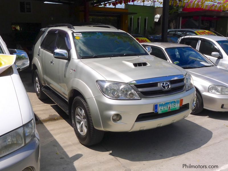 Used Toyota Fortuner for sale in Pampanga