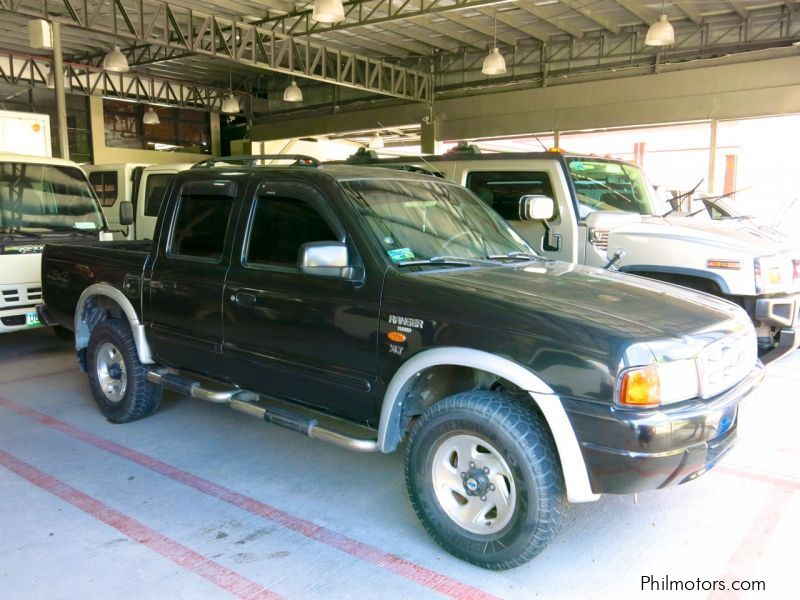 Used Ford Ranger for sale in Antipolo City