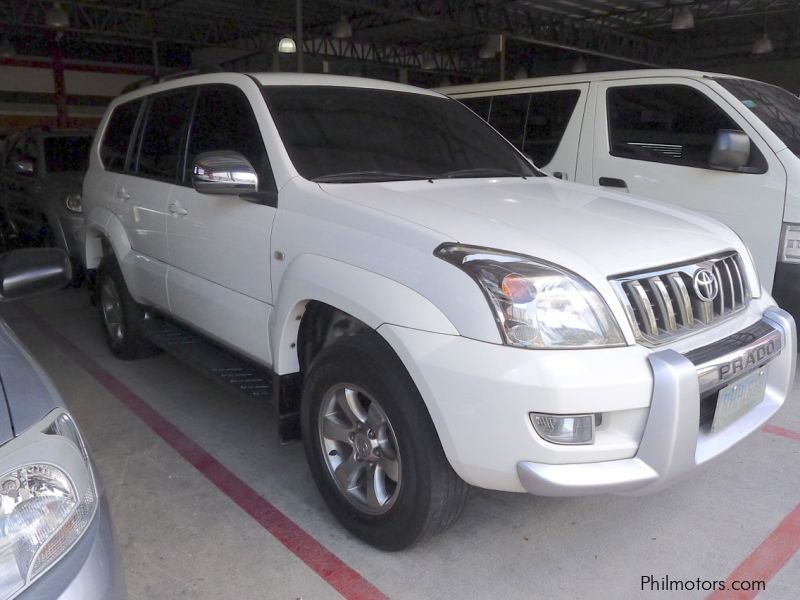 Used Toyota Land Cruiser Prado for sale in Antipolo City