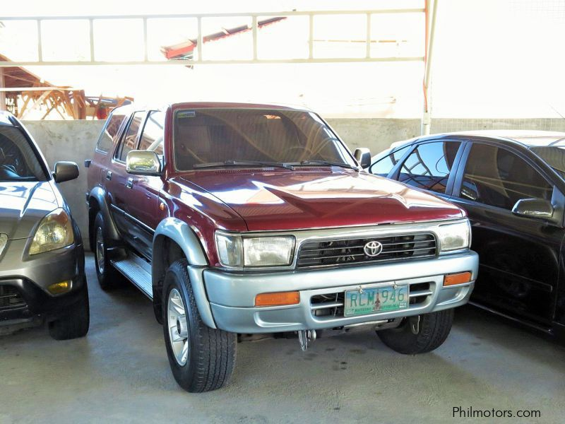 Used Toyota Hilux Surf  for sale in Pampanga