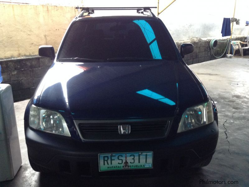 Used Honda CR-V for sale in Pampanga