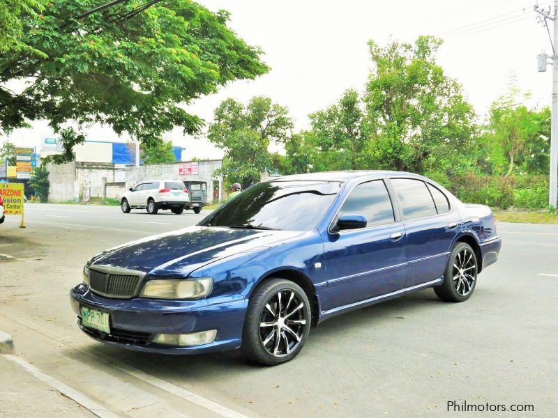 Used Nissan Cefiro Elite for sale in Pampanga