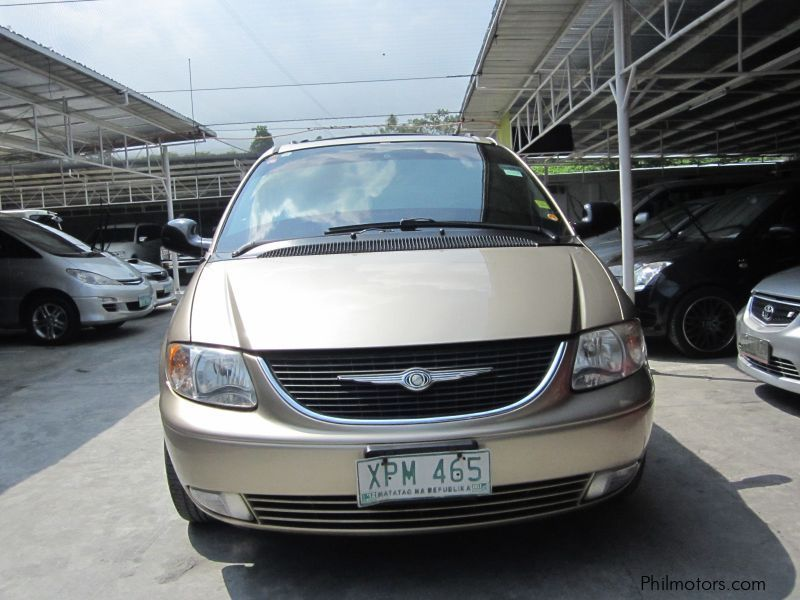 Used Chrysler Town and country for sale in Muntinlupa City
