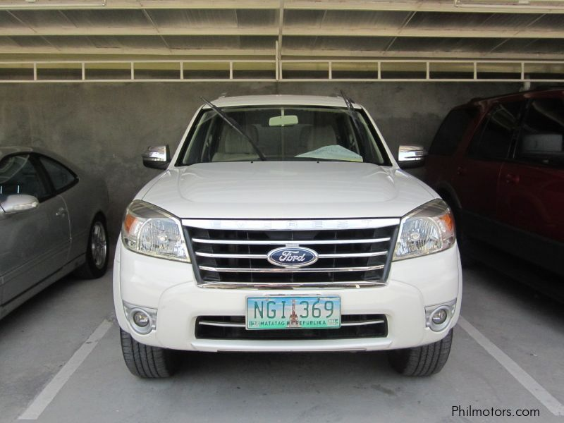 Pre-owned Ford Everest for sale in Muntinlupa City