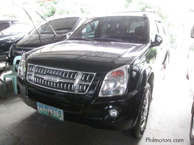 Used Isuzu Altera for sale in Pasay City