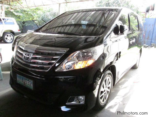 Used Toyota Alphard in Pasay City