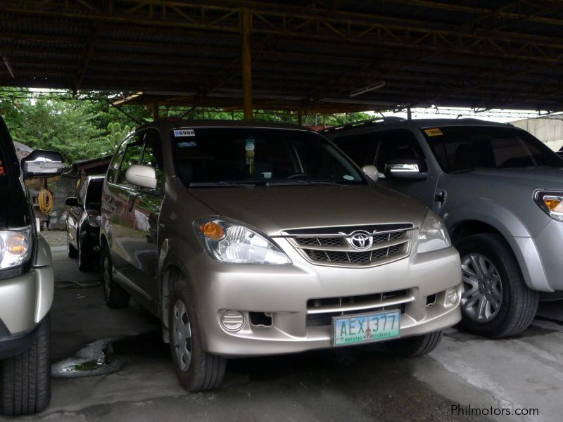 Used Toyota Avanza for sale in Pampanga