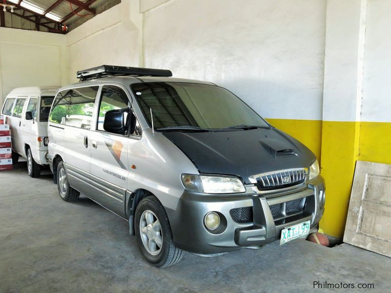 Used Hyundai Starex  for sale in Pampanga