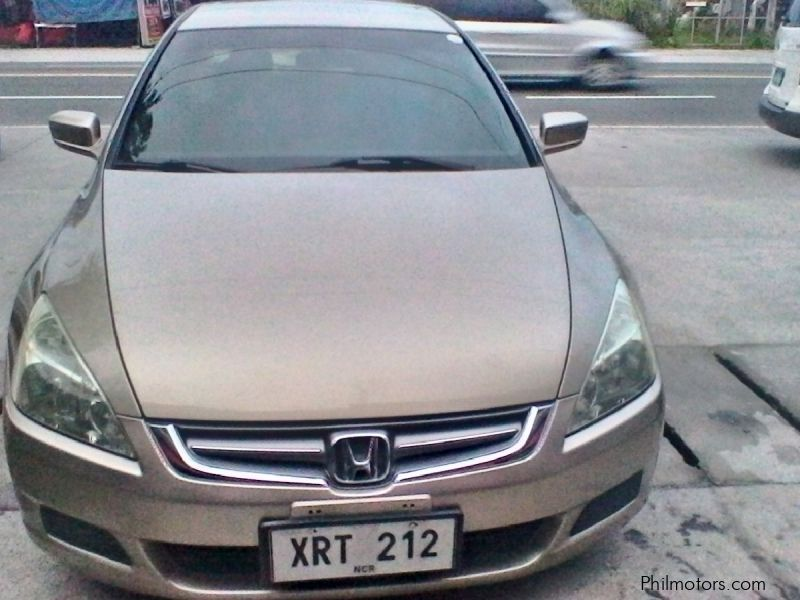 Used Honda honda accord for sale in Pampanga