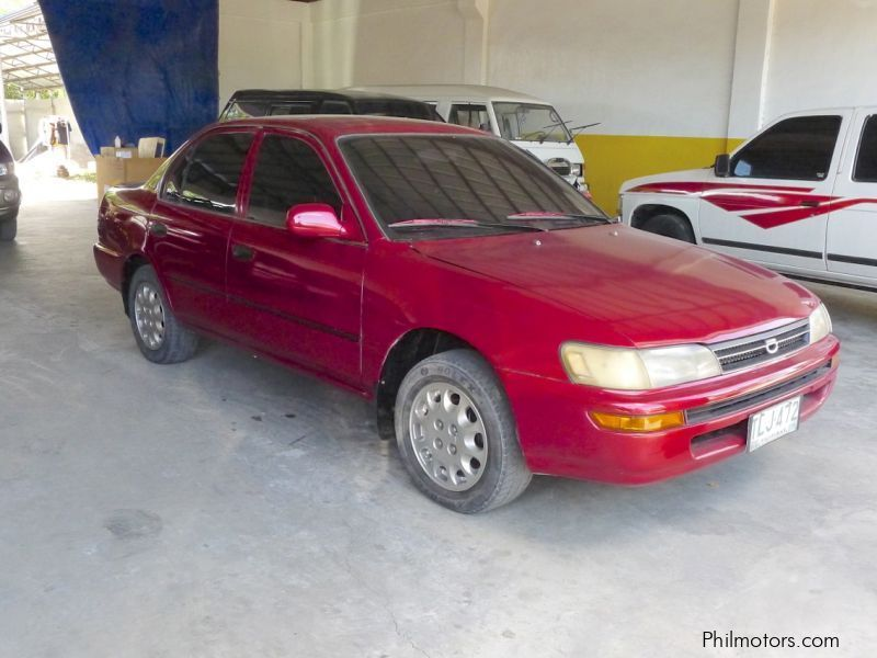 Used Toyota Corolla GLi for sale in Pampanga