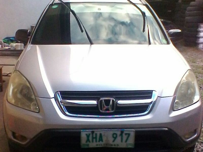 Used Honda CRV 2003 for sale in Pampanga