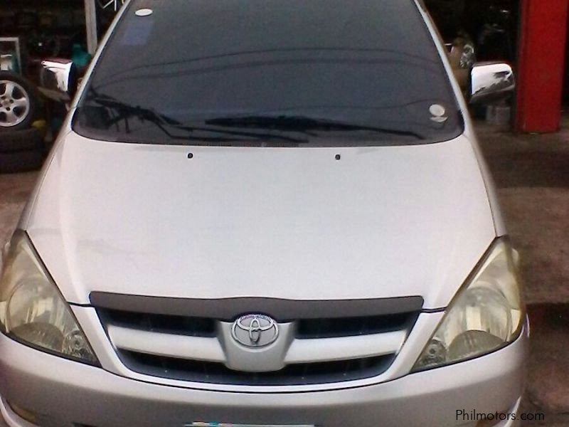 Used Toyota Innova E for sale in Pampanga