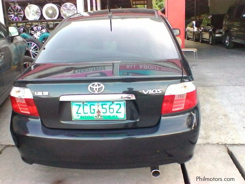 Used Toyota vios 1.5g for sale in Pampanga