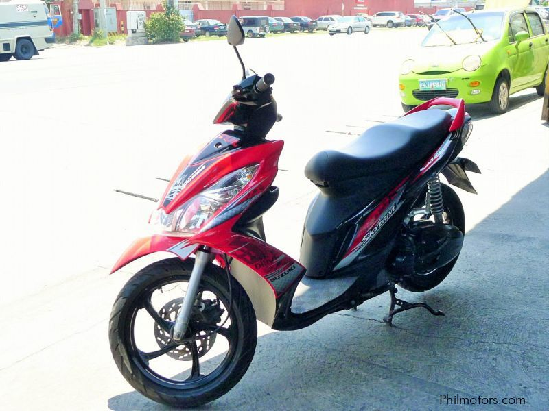 Used Suzuki Skydrive for sale in Pampanga