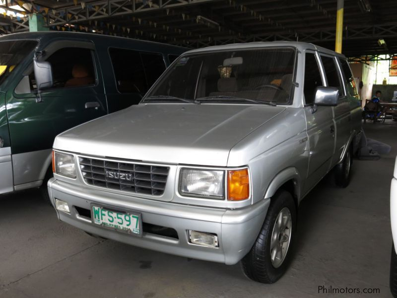 Used Isuzu Hilander for sale in Pampanga