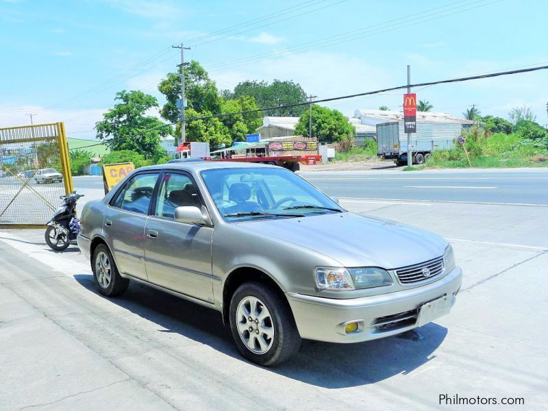 Used Toyota Corolla Love Life for sale in Pampanga