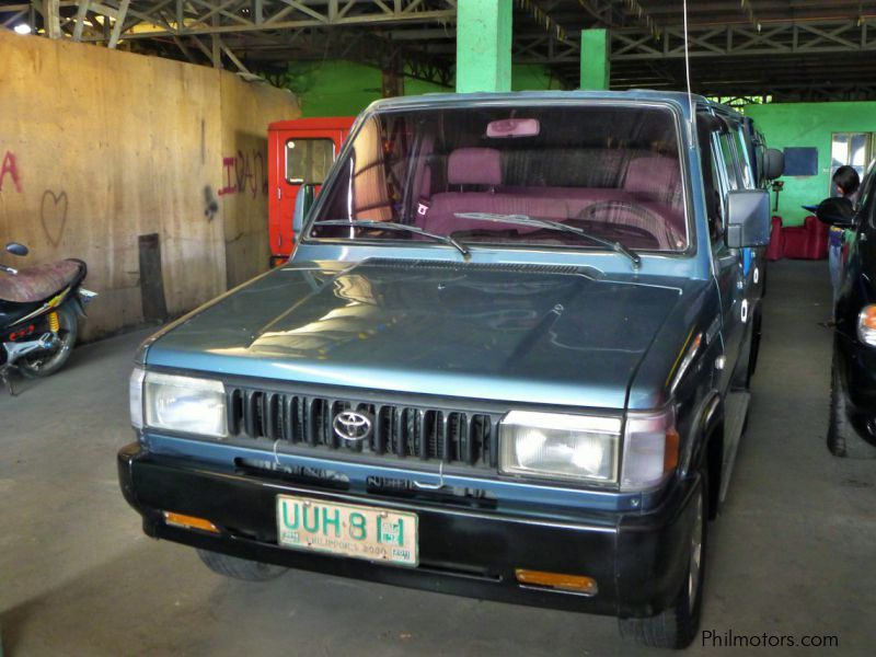 Used Toyota Tamaraw for sale in Pampanga