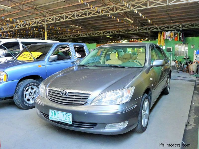 Used Toyota Camry for sale in Pampanga