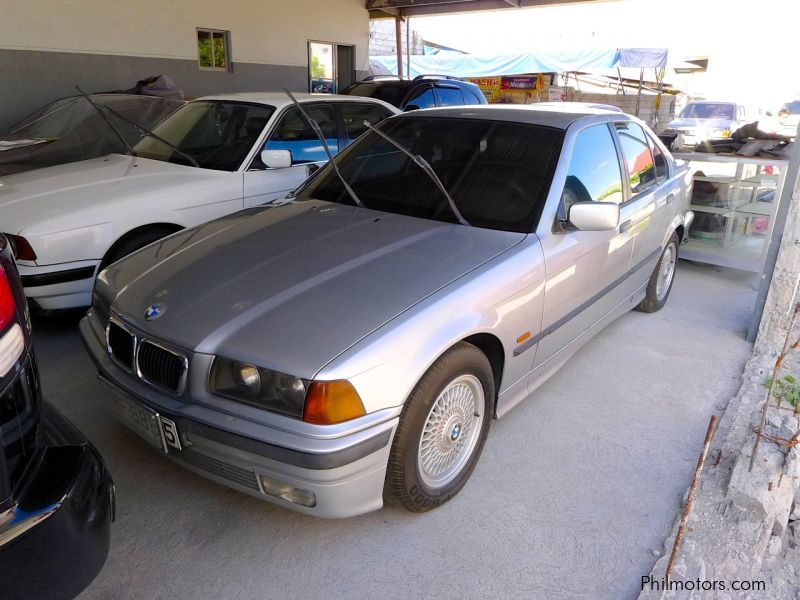 Used BMW 316 for sale in Pampanga