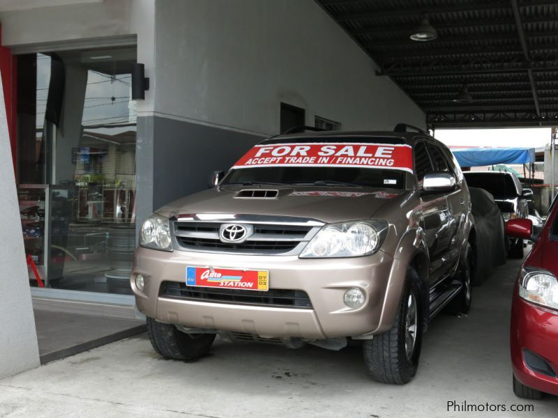 Used Toyota Fortuner V $x4 for sale in Pampanga