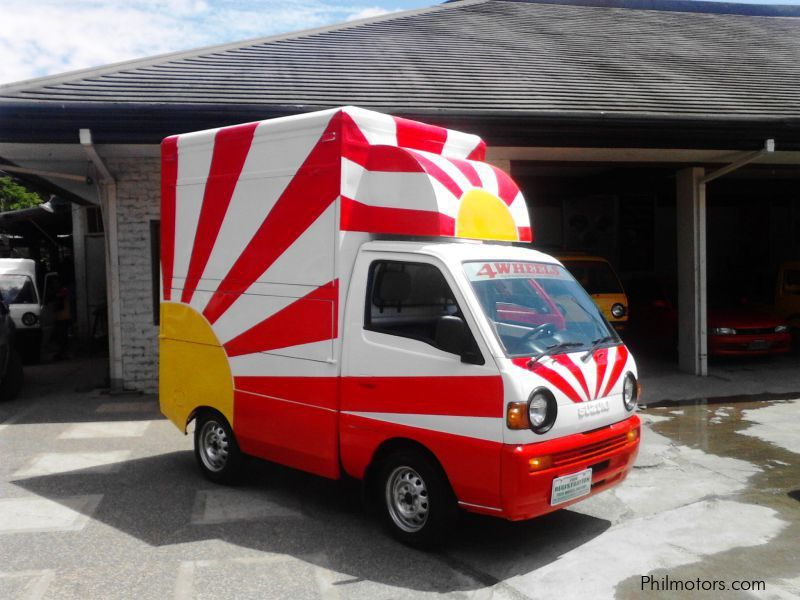 Used Suzuki Multicab Food Truck  for sale in Laguna