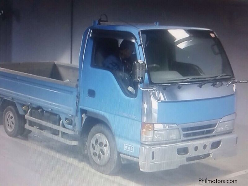 Used Isuzu ELF NKR GIGA 4JG2 10FT Dropside for sale in Laguna
