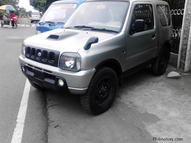 Used Suzuki Jimny for sale in Laguna